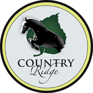 Country Ridge stables Logo